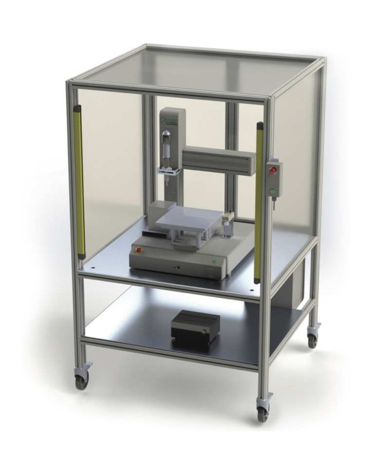 AX10 Tabletop System