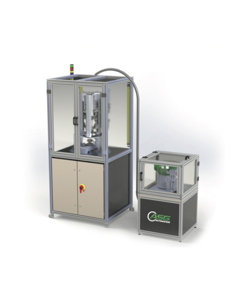 AX15 Multi-Spindle System