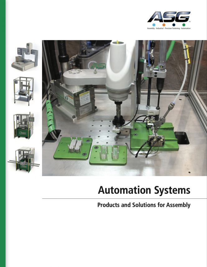 Automation Systems Catalog